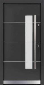 Haustür mit Verbundwerkstoff von TRENDTÜREN